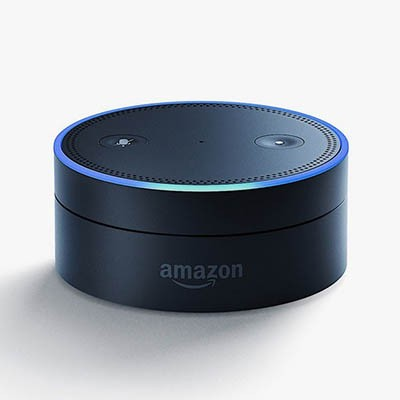 Amazon's Alexa Is Entering the Workplace