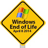 Windows End of Life April 8 2014